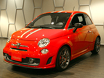 FIAT ABARTH 695 Tribute Ferrari