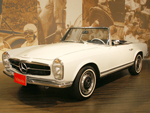 Mercedes-Benz 230SL Automatic