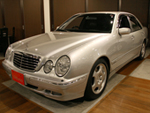 Mercedes-Benz E430 Avantgarde