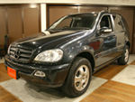 Mercedes-Benz ML320 4WD